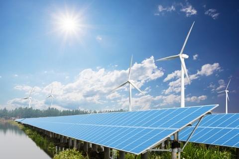 انرژی های  نو و تجدید پذیر